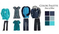 Colorful Family Picture Outfit Ideas - Bing Images