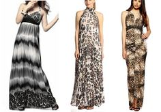 Always on the lookout for the latest trends and deals, I came across these halter neck dresses in animal print that are simply wonderful