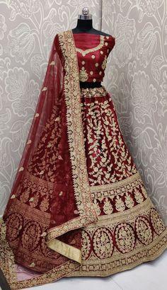 Designer Bridal Lehenga, Indian Bridal Lehenga, Indian Bridal Outfits, Bridal Dresses, Wedding Dress, Girls Dresses, Silk Lehenga, Anarkali, Ghagra Choli