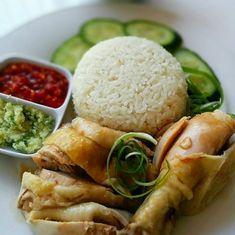 Perfect Hainan Chicken Rice – Sam Tan's Kitchen