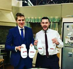 Ryan Hawley & Danny Miller (Robron!!!)