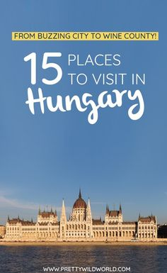 Planning a trip to Hungary soon? Check out this awesome guide on the best places to visit in Hungary Europe Travel Guide, Europe Destinations, Travel Guides, Travelling Europe, Cool Places To Visit, Places To Travel, Hungary Travel, Poland Travel, Budapest Travel