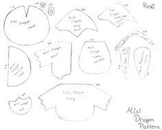 Free Cubone Plush Pattern by NerdLass on DeviantArt