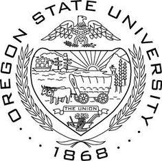 Oregon State University Beavers - seal