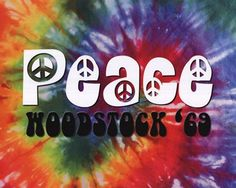 Woodstock Peace Sign - Bing Images
