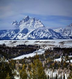 Grand Teton National Park.  One of my favorite places!