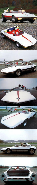 1969 Bertone Autobianchi Runabout by Marcello Gandini