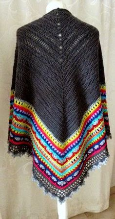 ClaCavi: Sunday Shawl