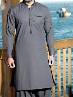 Kurta designs - Latest Shalwar Kameez Designs For Men Style Pk Salwar Kameez Mens, Shalwar Kameez Pakistani, Kurta Men, Gents Kurta Design, Boys Kurta Design, Man Kurta Designs, Designer Suits For Men, Designer Clothes For Men, Designer Dresses