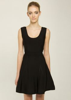 Narces Dragonette dress in black #freeshipping #dresses #fashion