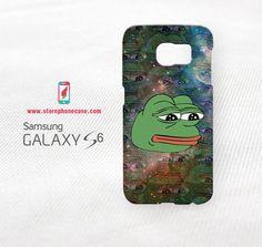 Rare Pepe Frog Sad Samsung Galaxy S6 Cover Case6