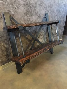 Coresin Shelves by IRONCLADVINTAGEINDUS on Etsy