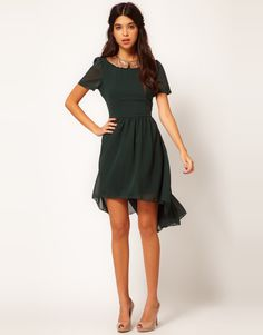 Fashion alerte : La robe mulet