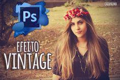 Efeito Vintage - Photoshop