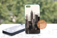 Vintage NYC iPhone cover