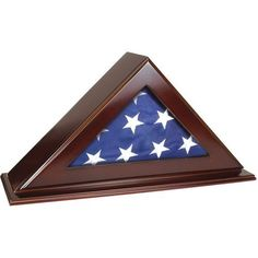 PSP Patriot Flag Case With Handgun Concealment Brown Medium - Safes Cabinets And Accessories at Academy Sports