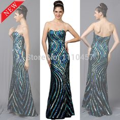http://www.aliexpress.com/item/2014-Choiyes-Sexy-Slim-Sheer-Tulle-Fabric-Luxury-Beading-Long-Sleeve-Long-Prom-Dress/1914840522.html | Cheap Prom Dresses, Buy Directly from China Suppliers:                                                           2014 Choiyes New Bling Luxury Beading Sexy Slim Mermaid One-s