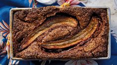 Cocoa Banana Bread - From The Splendid Table, the show about life's appetites.