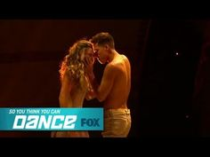 """SYTYCD Season 11: Emily & Casey Contemporary routine by Travis Wall """"All of Me"""""""