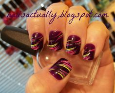 Review of imPRESS press on manicure nails
