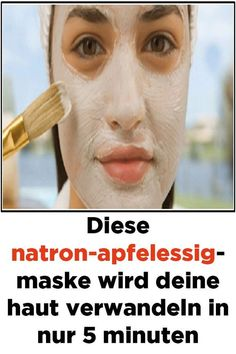 This natron apfeline mask will transform your skin into . Diese natron apfelessig maske wird deine haut verwandeln in nur 5 minuten This natron apfeline mask will transform your skin in 5 minutes Beautycare Beautyeditorial Beautyicon Beautypho Beauty Care, Diy Beauty, Beauty Makeup, Beauty Hacks, Beauty Ideas, Homemade Beauty, Beauty Guide, Beauty Secrets, Face Beauty