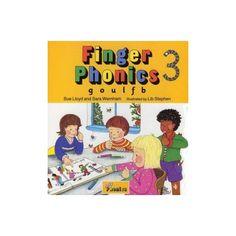 Finger Phonics 3 Jolly Phonics