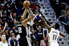 San Antonio vs. New Orleans, Final Score: Spurs top Pelicans in OT, 101-98
