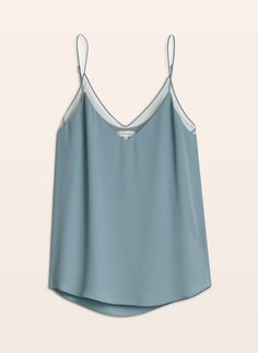 The Camisole Top and Dress inspiration and fabric recommendation - On the Cutting Floor: Printable pdf sewing patterns and tutorials for women Diy Fashion, Fashion Outfits, Womens Fashion, Fashion Design, Origami Fashion, Fashion Details, Cute Summer Outfits, Cool Outfits, Diy Tops