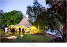 Maroochy River Wedding - Jennifer Oliphant Photographer - Tipi Luxe