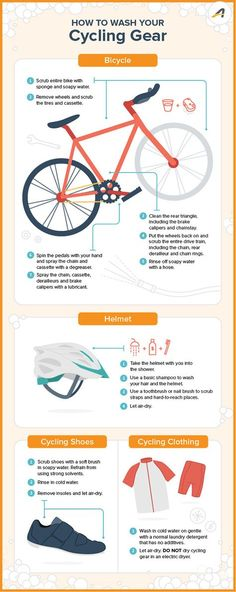 Like your car, body, house, and occasionally bedroom, cycling gear requires a good cleaning. Here some helpful tips. How to Wash Your Cycling Gear - http://www.active.com/cycling/Articles/How-to-Wash-Your-Cycling-Gear.htm?cmp=-17N-60-S1-T3-D7-11292015-191