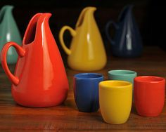Russel Wrights American Modern™ from Bauer Pottery:  Mad Men Holiday Gift Guide