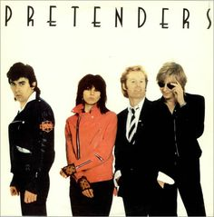 The Pretenders ~ Pretenders