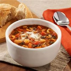 Tuscan Peasant Soup with Pancetta: This soup takes advantage of fall ...