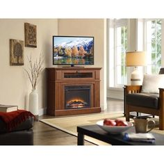 44 Best Corner Fireplace Tv Stand Images Fireplace Tv