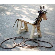 Horses for a roping game