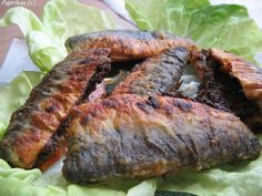 Sardines farcies à la marocaine