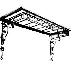 no lo quiero alli Metal Awning, Door Canopy, Canopy Outdoor, Iron Art, Gate Design, Blacksmithing, Wrought Iron, Metal Working, Art Nouveau