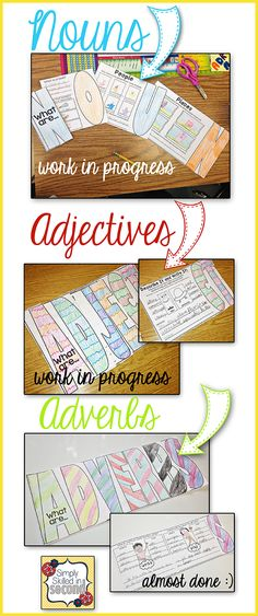 Teaching Parts of Speech can be a TON of fun....video clips, mentor texts, and some F.U.N. interactive writing!