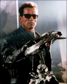 Terminator 2: Judgment Day (1991) - Arnold Schwarzenegger