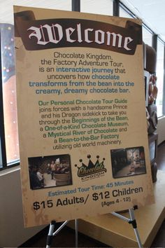 Chocolate Kingdom in Kissimmee, Florida is a Sweet Place to Visit!