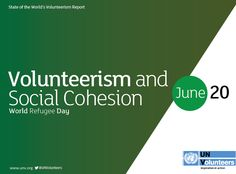 Read the report on volunteerism