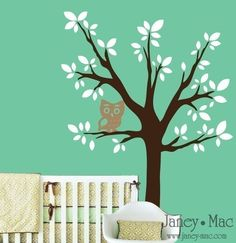 cute wall decor...baby's room!