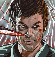 25 Pieces Of Dexter Fan Art Worthy Of A Final Season Tribute