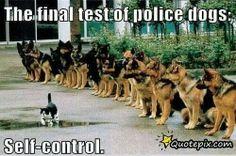 Self Control...super cute!