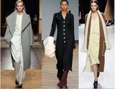 Propuestas para este invierno/ proposals for this winter  Abrigos largos/ long coats