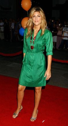 Jennifer Esposito  I think I am liking this emerald green more and more!