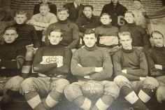 1914-LICKING COUNTY-Newark- OHIO-Football Champions Photograph Ohio Football, Newark Ohio, Vintage Football, Champion, Photograph, Photography, Photographs, Fotografia, Fotografie