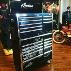 Indian Motorcycle Toolbox
