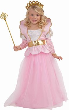 this pink princess costume dress is super cute!    #Princess #PrincessDress #PrincessCostume