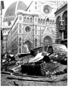 Angeli del Fango, l'alluvione del '66